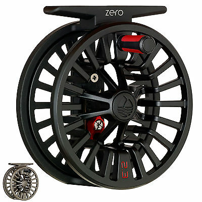 Redington Zero Large Arbor Fly Reels or Spools Super Lightweight Reel with Case