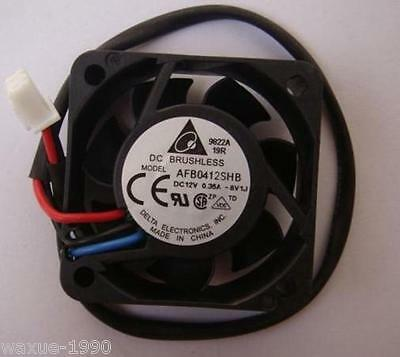 1pcs New Delta 4015 DC12V 0.35A 3 wire cooling fan AFB0412SHB