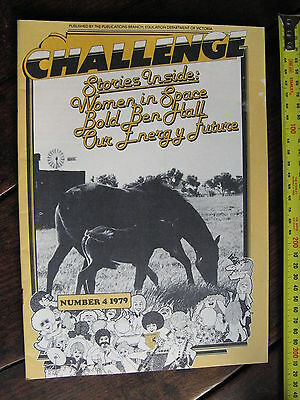 Challenge  1979      Eductation Department of Victoria