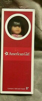 American Girl Doll Asian IVY MINI doll - NIB - never removed from box - SEALED