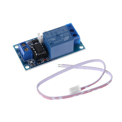 12V 1 Channel Latching Relay Module with Touch Bistable Switch MCU Control New