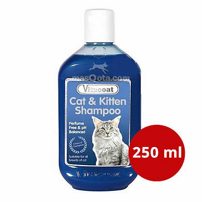 Vitacoat 'cat & Kitten' Shampooing Pour Chats Y Chatons - 250 Ml