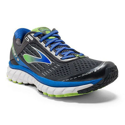 Brooks Ghost 9 Mens Running Shoes 1102331D060 + Return To Sydney