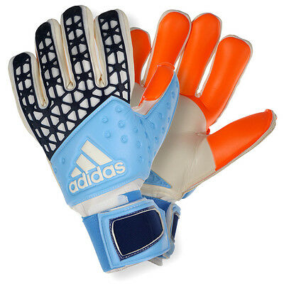 Goalkeeper Gloves adidas Ace Zones professional match latex negative cut gloves