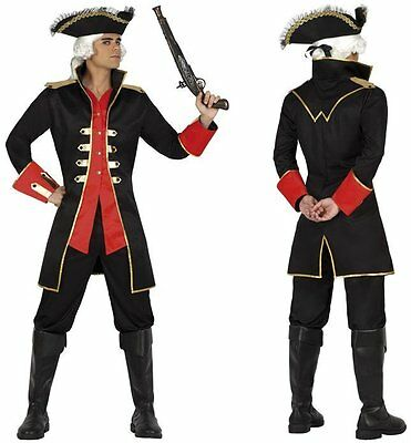 Déguisement Homme Capitaine Pirate XL Costume Adulte