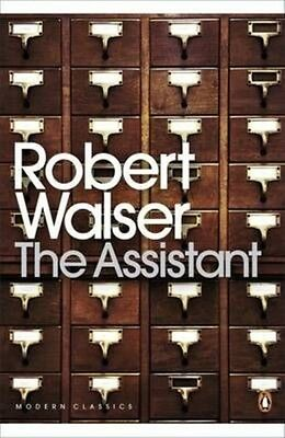The Assistant by Robert Walser Paperback Book