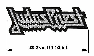 JUDAS PRIEST logo BACK PATCH embroidered NEW