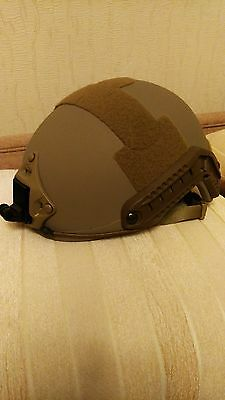 Ops-Core ballistic high cut helmet L/XL NEW for Devgru USMC Delta Special Forces