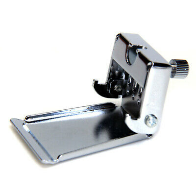 Vintage Silver Chrome Plated Tailpiece Plate for 5 String Banjos