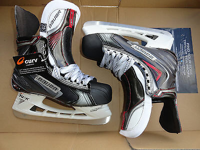 BAUER  Vapor APX2 HOCKEY SKATES PRO NHL LS3 STEEL, SIZE 8.8.5,9.5 IS SOLD OUT