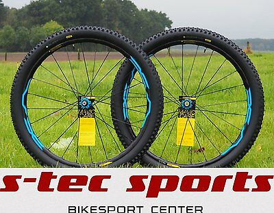 Mavic XA Elite blue 2017 , Laufradsatz , Wheelset , Mountain Bike