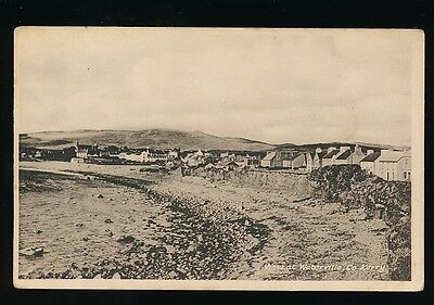Ireland Co Kerry WATERVILLE c1930/40s PPC pub by Rosehill Cork