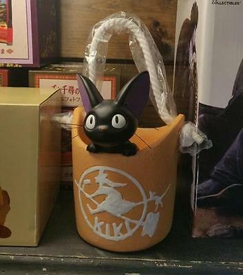KIKI's Delivery Service LG Licensed JIJI Cat Hanging PLANTER Pot Studio GHIBLI