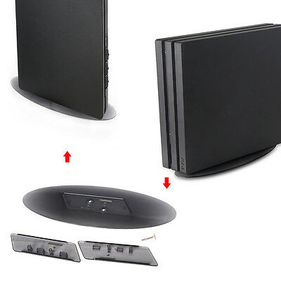 For PS4 Slim/PS4 Pro Game Console Vertical Stand Bracket