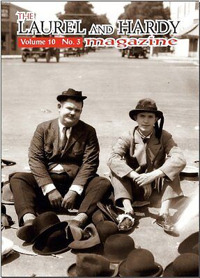 Laurel & and Hardy Magazine  A4  Vol.10 No.3  XMAS (WINTER)  2016 LARGE FORMAT