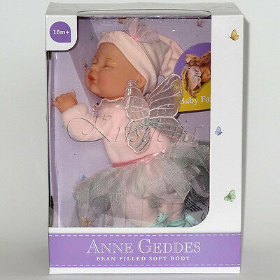 ANNE GEDDES DOLLS SELECTION FOR PLAY OR REBORN NEW IN BOX Great Gift FAIRY DOLL!