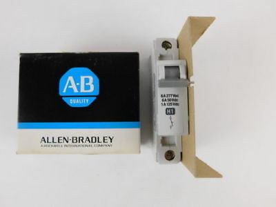 Allen-Bradley 1-Pole, 1-6 Amp, 277V Circuit Breaker 1492-ACBH1 - NEW Surplus!