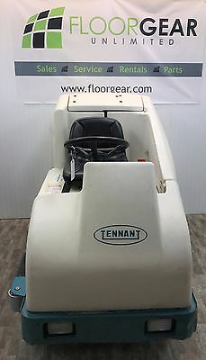 Reconditioned Tennant 7200 36 Inch Disk Ride-On Scrubber