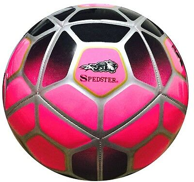 Premier League Football FIFA Specified Pink Football Size 5, 4, 3 -  Spedster