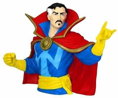 Classic Dr. Strange Bust Bank Money/Coin Bank