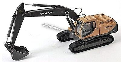 Volvo EC210 Tracked Excavator Die-cast 1:87 Scale Model - BNIB