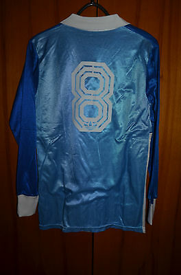 Luzern Switzerland 1980's Match Issue No Worn Football Shirt Jersey Adidas #8