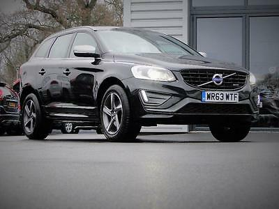 Volvo XC60 2.0 D4 Nav ( s/s ) Geartronic 2014 R-Design LUX