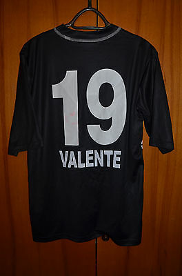 Lugano Switzerland 20000's No Match Worn Football Shirt Jersey Errea #19 Valente
