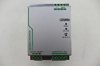 Phoenix Contact Quint-PS/1AC/24DC/20 Power Supply AME04