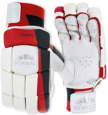 2017 Newbery County Batting Gloves Size Small Mens Right Hand