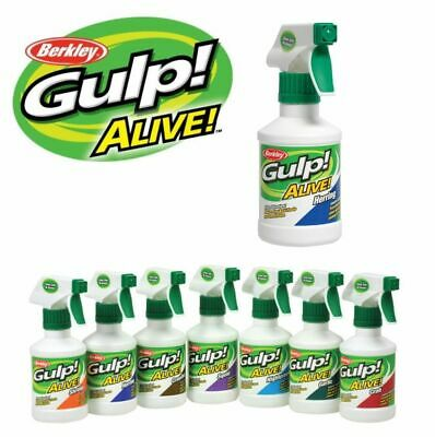 Berkley Gulp! Alive!  Spray Fish Attractant