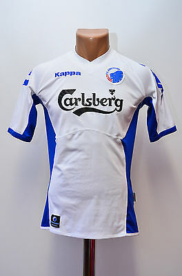 Copenhagen Denmark 2010/2011 Home Football Shirt Jersey Kappa