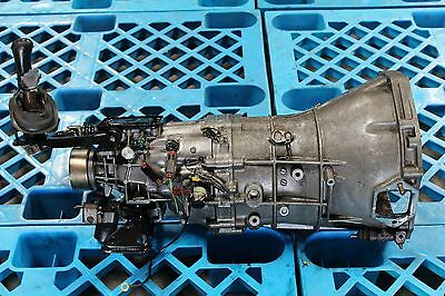 JDM Z32 Nissan 300ZX Twin Turbo Manual Transmission VG30DETT VG30 5 Speed Trans