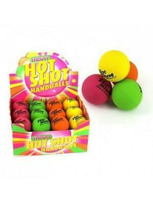 Hot Shot Neon Handball (One Ball Only. Colours May Vary)