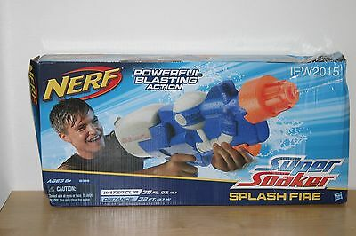 Nerf Powerful Blasting Super Soaker Water Gun 031218353692