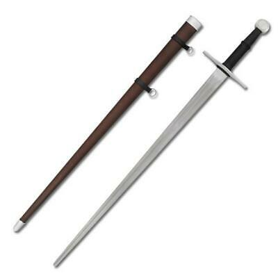 Hanwei Practical Hand and a Half Historical Re-enactment Sword Full Tang Heat...
