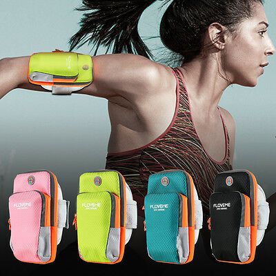Sports Gym Running Jogging Armband Case Cover Holder For Apple iPhone /Samsung