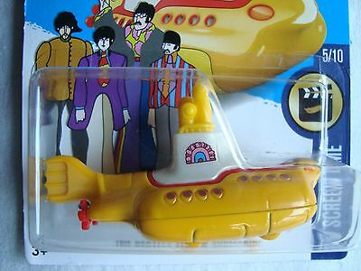 The Beatles Hot Wheels Yellow Submarine See Pictures For Details Or Ask More Pic