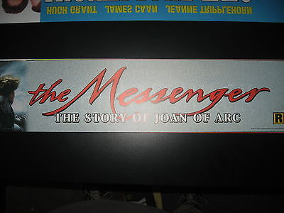 Theater Marquee Mylar The Messenger