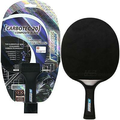Donic-Schildkrot Racket Carbotec 20 Table Tennis Bat Donic Table Tennis Racket