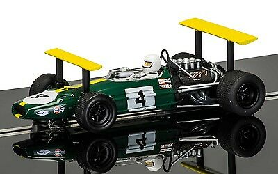 C3702A Scalextric Slot Car Legends Brabham BT26A-3 - Jacky Ickx - New In Box UK