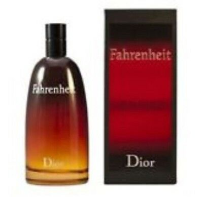 Christian Dior FAHRENHEIT 100ml EDT Spray Men's Perfume