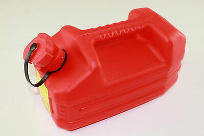 Jerry can 5 Litre Spout Fuel canister Spare jcanister UN approved