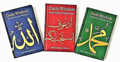 Daily Wisdom - Set of 3 Books (Hardback)