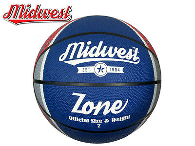*brand New* Midwest - Zone Basketball - Tan - Size 6 & 7