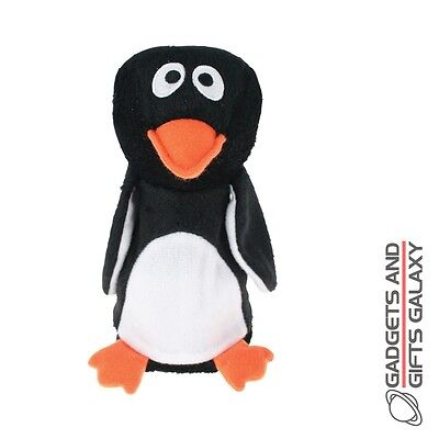 CHITTER CHATTER TALKING PENGUIN REPEATS WHAT IT HEARS & BOBBING HEAD -toys gifts