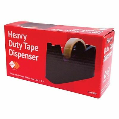 Heavy Duty Tape Dispenser Desktop Office Sellotape Sticky Cellotape