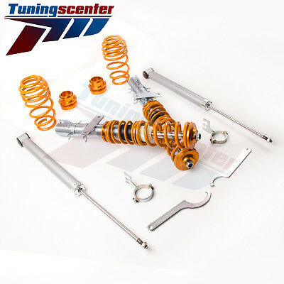 COILOVER SUSPENSION AbSORBER Strut KIT FOR SEAT Ibiza 6L Mk4 TCT