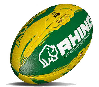 Rugby League Four Nations Australia Rugby Ball - Size 5