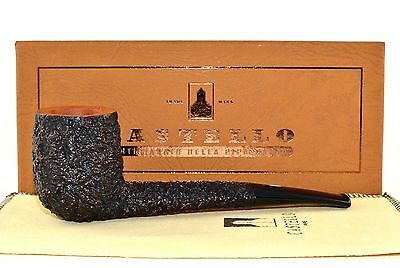 "CASTELLO "" Sea Rock Briar KK "" Canadian - Made in Italy - Pipe / Pfeife 567"